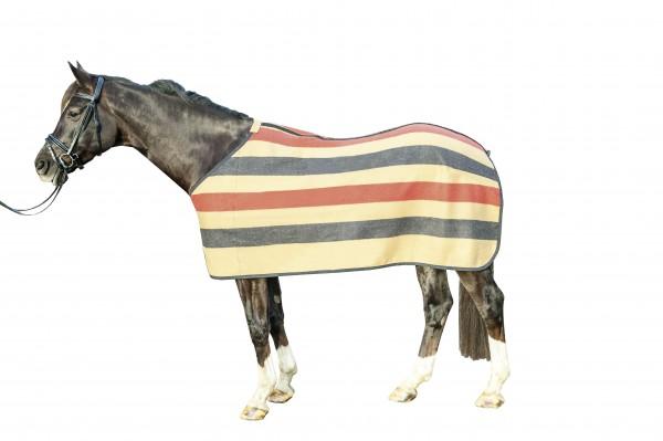 """Abschwitzdecke """"Wool Stripes"""""""