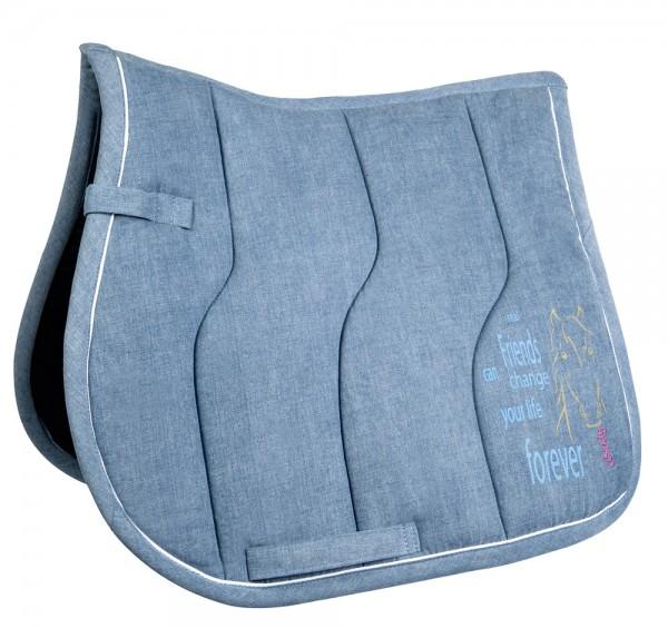 "Schabracke ""Wendy Denim"", jeansblau"