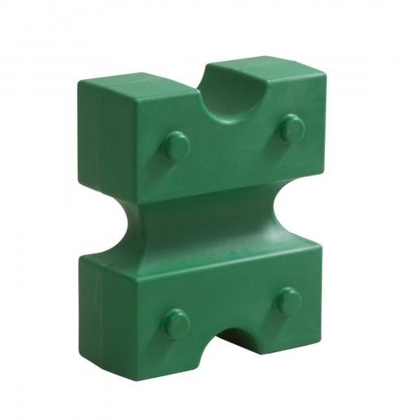 Cavaletti Knuffi, grün 55 x 44 x 22 cm