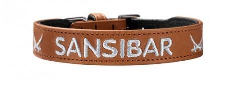 Sansibar Hundehalsband
