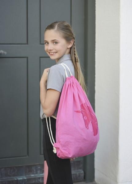 Magic Brush Bag Unicorn, pink