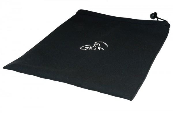Beutel/Tasche für Wohlfühl-und Genesungs-Hufschuh, schwarz