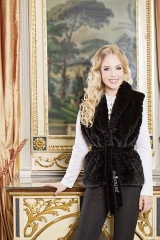 Glööckler Reitweste Royal Fur
