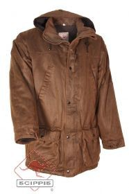 Jacke Riverwood, braun
