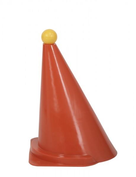 Ball für Fahrkegel, Durchmesser ca. 6 cm, gelb