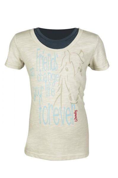"T-Shirt ""Wendy"", sand"