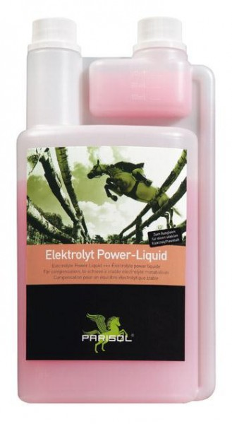 Elektrolyt Power-Liquid, Parisol