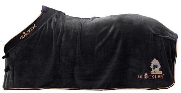 Glööckler Abschwitzdecke Royal schwarz, 155
