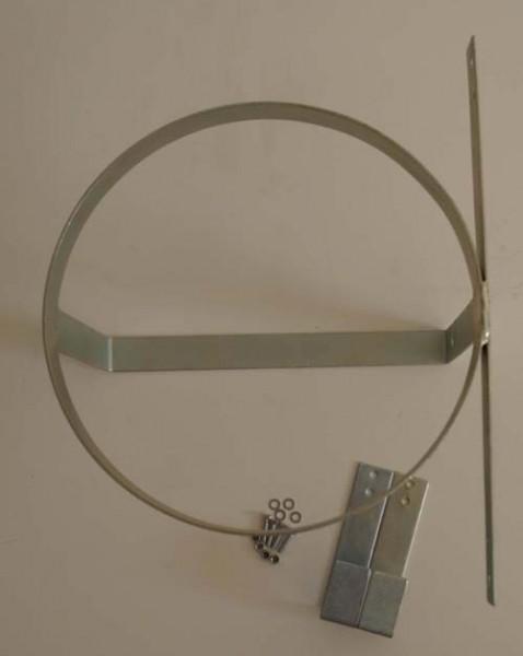 Eimerhalter, zum Einhängen, verzinkt