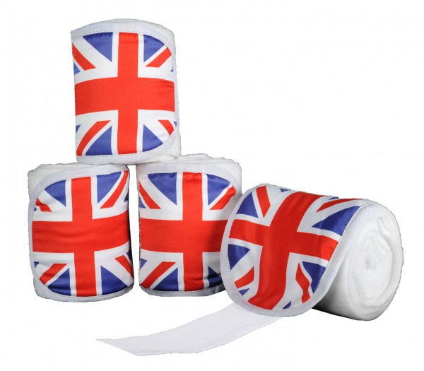 "Polarfleecebandagen ""Flags"" Flagge"
