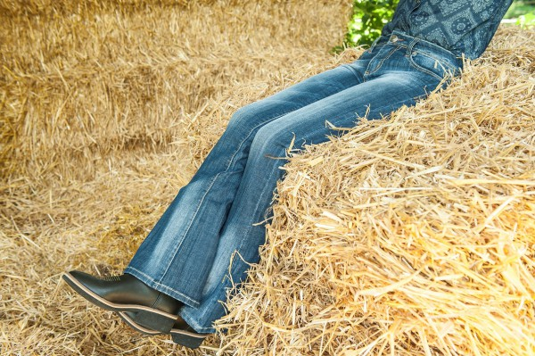 "Jeans bootcut ""Florida"""
