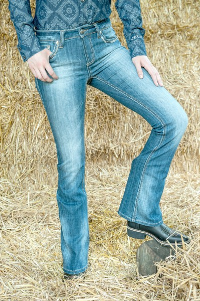"""Jeans bootcut """"Richmond"""""""