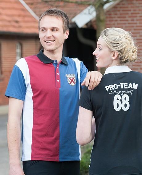 """Polo Shirt """"Men`s Action"""" Pro-Team"""