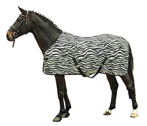 HKM Fliegendecke Zebra