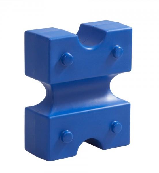 Cavaletti Knuffi, blau 55 x 44 x 22 cm