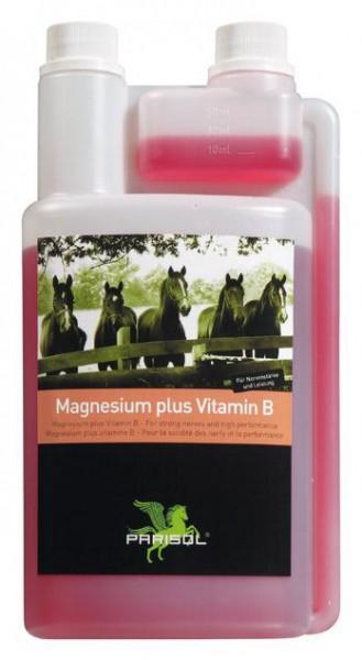 Magnesium plus Vitamin B, Parisol