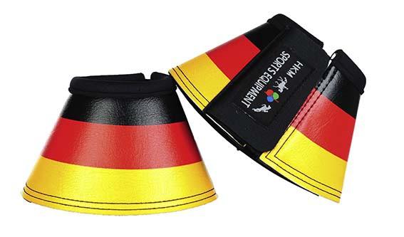 """Hufglocken """"Flags"""" Flagge"""