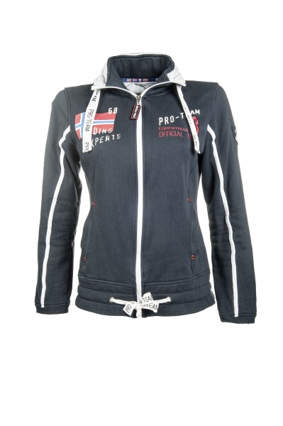 "Sweatjacke ""International"""