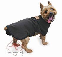 Hundemantel mit Wolle