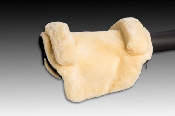 CHRIST Lammfell Sitzfellteil für Fellsattel Iberica Plus