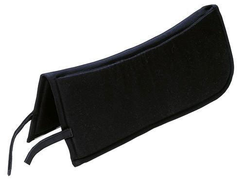 HKM Protektorkissen, Dressur, schwarz
