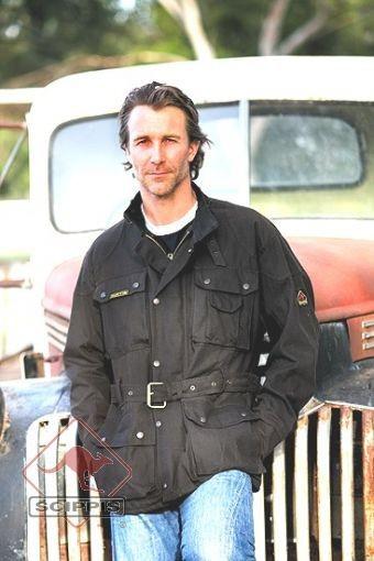 Australian Fashion JAcket Cruiser für den Mann