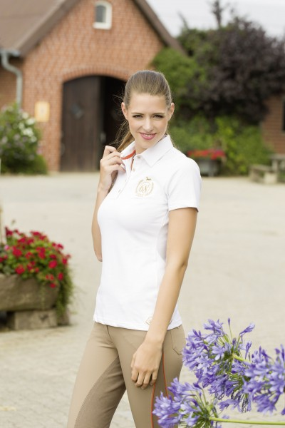 "Damen Poloshirt ""Golden Gate"""