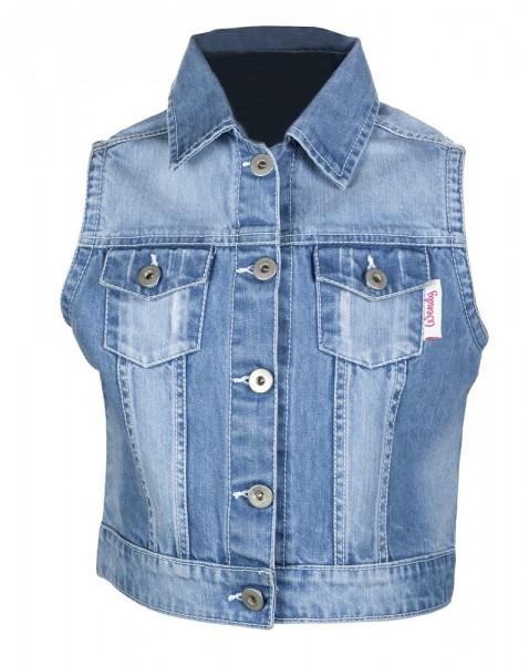 "Jeansweste ""Wendy"", jeansblau"