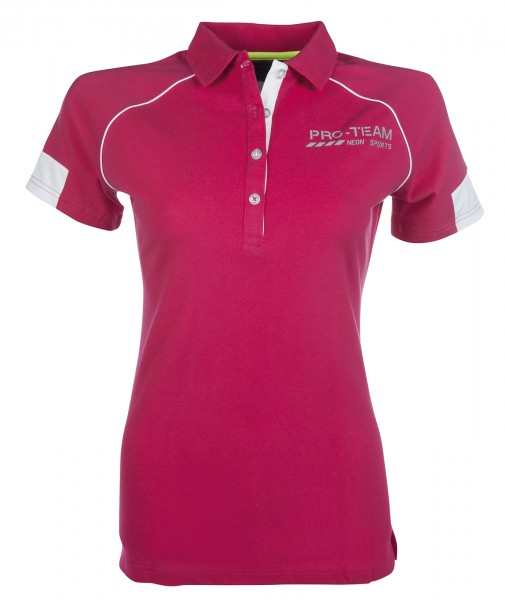"Poloshirt ""Neon Sports"", Damen"