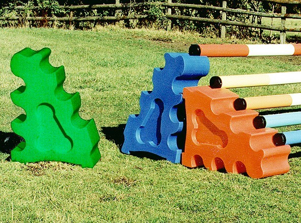 2er Set Multi Cavaletti Block