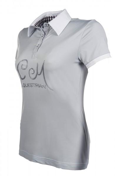 "Damen Poloshirt ""Soft Powder"""