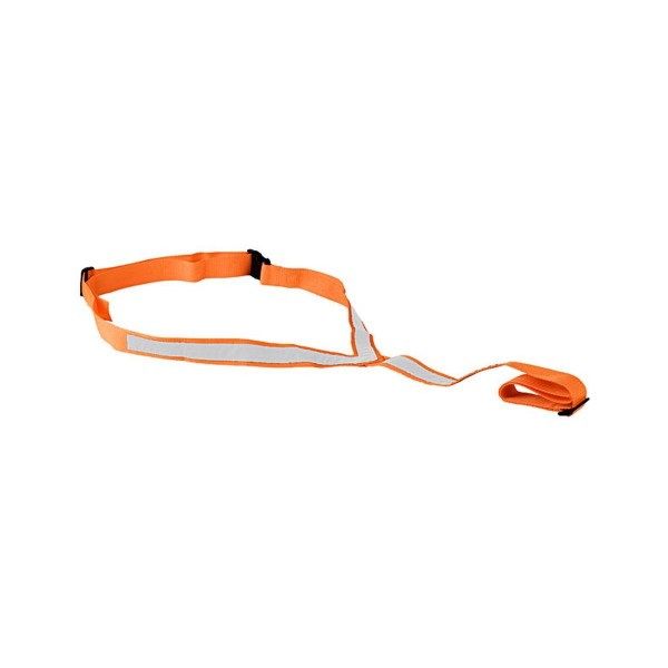 Horze Reflektorenvorderzeug, orange
