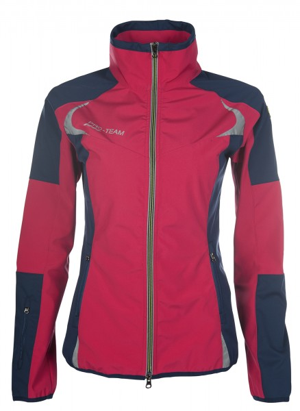 "Softshelljacke ""Neon Sports"", Damen"
